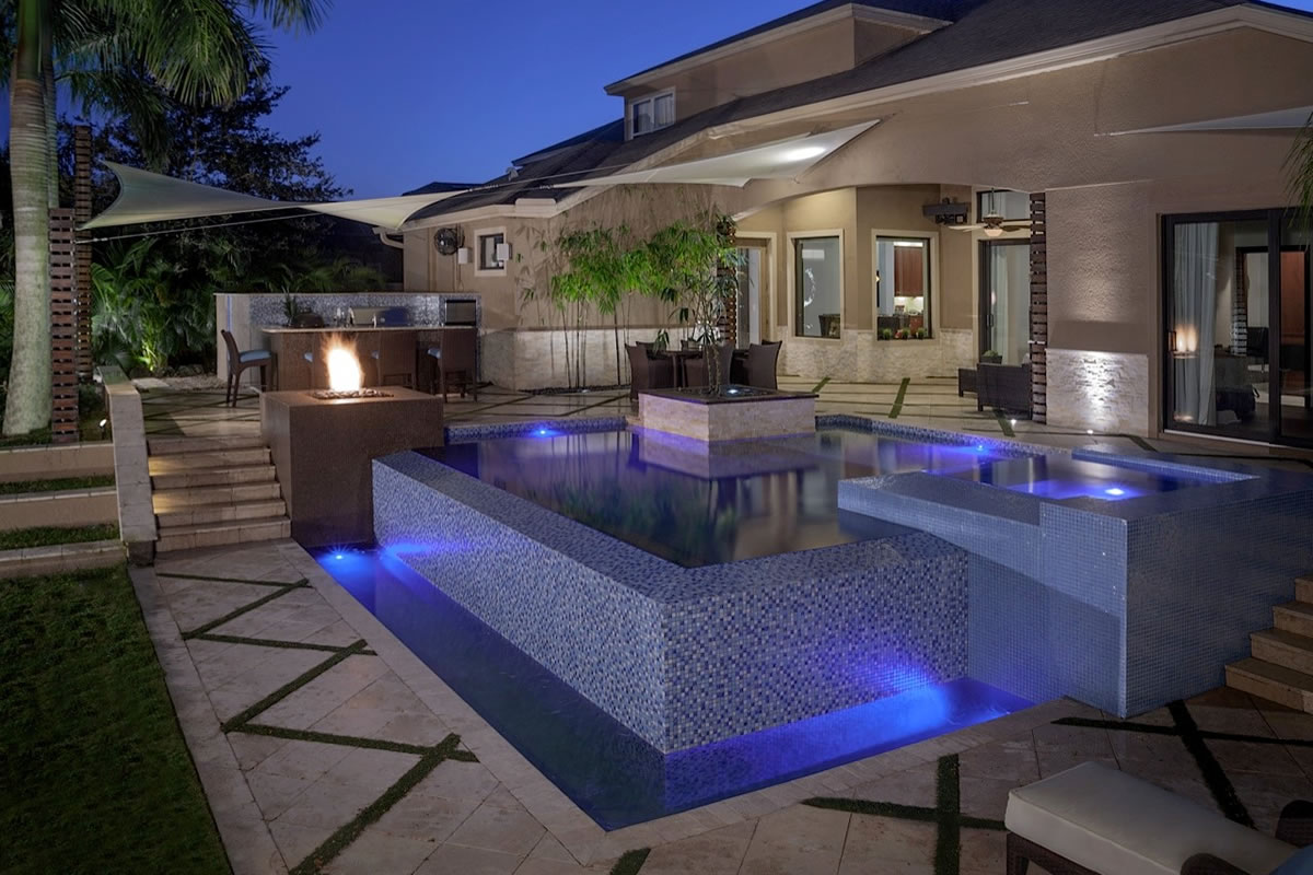 Zen Spa Signature Outdoor Living Spaces Project Ryan